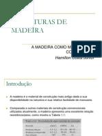 Em - 1 a Madeira Como Material de Construção