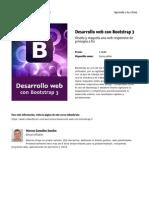 Desarrollo Web Con Bootstrap 3