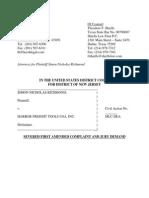 Richmond v. Harbor Freight Tools