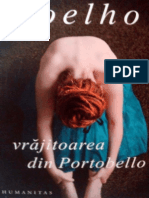 Paulo Coelho - Vrajitoarea Din Portobello