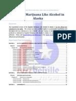 Hyperlinked Text of Regulate Marijuana Like Alcohol in Alaska Legalization Initiative