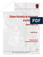 5. Aplicatii GIS in Activitati Urbane