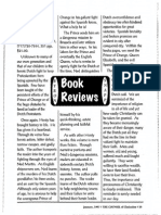 1997 Issue 1 - Book Reviews on Books by Henty and Tripp - Counsel of Chalcedon