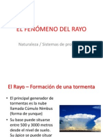El Rayo, Sistemas de Protección