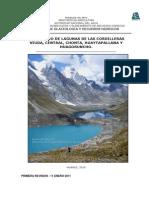 Lagunas de La Cordilleras Del Perú