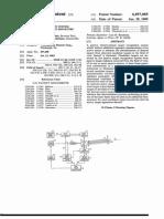 Tisdale Et Al. Patent US4497065 - Target Recognition System Enhanced by Active Signature Measurements