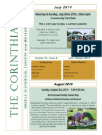 The Corinthian July/August 2014