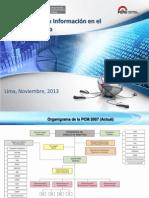 2013 10 04 Presentacion PCM ONGEI Seguridad de La Informacion