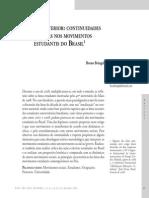 BRINGEL, Breno - O futuro anterior - continuidades e rupturas nos movimentos estudantis do Brasil.pdf