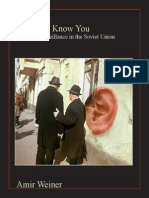 Weiner, RahiTamm, The Soviet Surveillance System 1939 1957