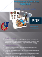 Universidad Técnica de Cotopaxi Maquinas 2
