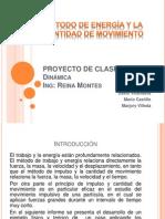 Proyecto de Clase Dinamica