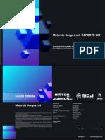 Videojuegos México Reporte 2011