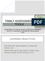 Session 5 Family Assessment Tools 2013