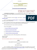 Decreto Nº 8197