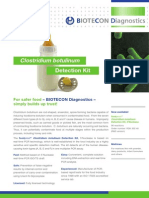 Product Sheet Clostridium Botulinum Detection Kit WEB
