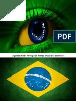 Principales Ritmos Musicales Del Brasil