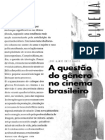 Questao do gênero no cinema brasileiro - José Mario Ortiz Ramos