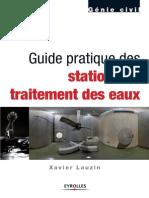 Guide Pratique Des Stations de Traitement Des Eaux (Www.livre-technique.com)