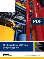 The Importance of Drying Compressed Air - Paerker Balston