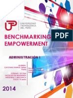 Benchmarking y Empowerment - Esther