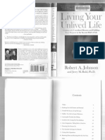 Living Your Unlived Life - Robert a. Johnson & Jerry Ruhl