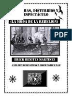 Erick B. Martínez - La Moda de La Rebelión