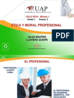 SEMANA 3 Ética y Moral Prof.