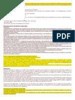 Derecho Comercial II (Primer Parcial)