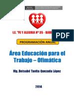 PROGRAMACION ANUAL DE OFIMATICA PARA IMPRIMIR  betsabe.docx