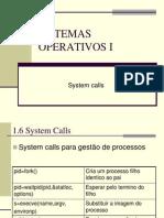 SOI 1 6 System Calls