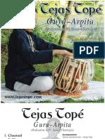Tejas Tope - Final Booklet