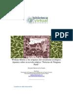 [2009] William Morris y los orígenes del socialismo ecológico.pdf