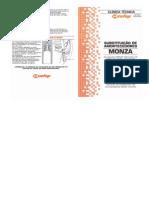 Amortecedores - Chevrolet Monza
