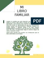 Arbol Genealogico Formato Para Album