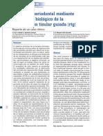 Terapia Periodontal Con RTG