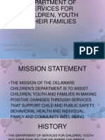 department of services for children youth  pp