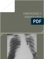 A Emergency Radiology
