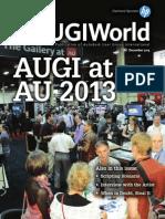 augi world 2013 12