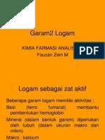 kfa Garam-garam Logam