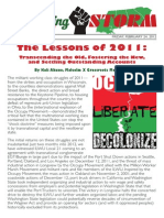NTS Leaflet - The Lessons of 2011