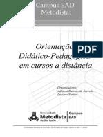 Orientacao Didatico Pedagogica Para EAD-LIVRO