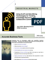 Consumer + Industrial Markets