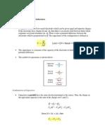 RLC Circuits Notes
