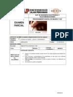 Examen Parcial Pdiv