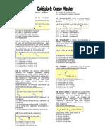 Ficha de Funções Orgânicas - 3º Ano