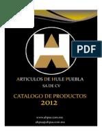 Articulos de Hule Puebla