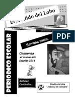 Periódico N° 1 2014