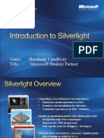 10-Introduction to Silverlight