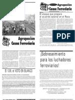 Boletín Causa Ferroviaria Nº9